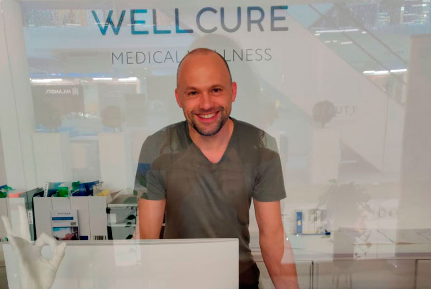 Владимир Котенев, основатель центров Wellcure & Float