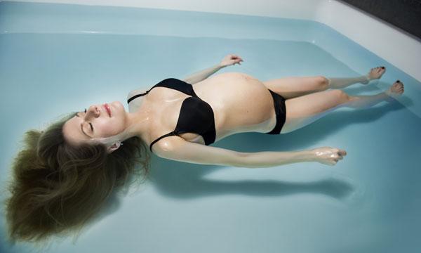 Метод флоат-терапии при беременности