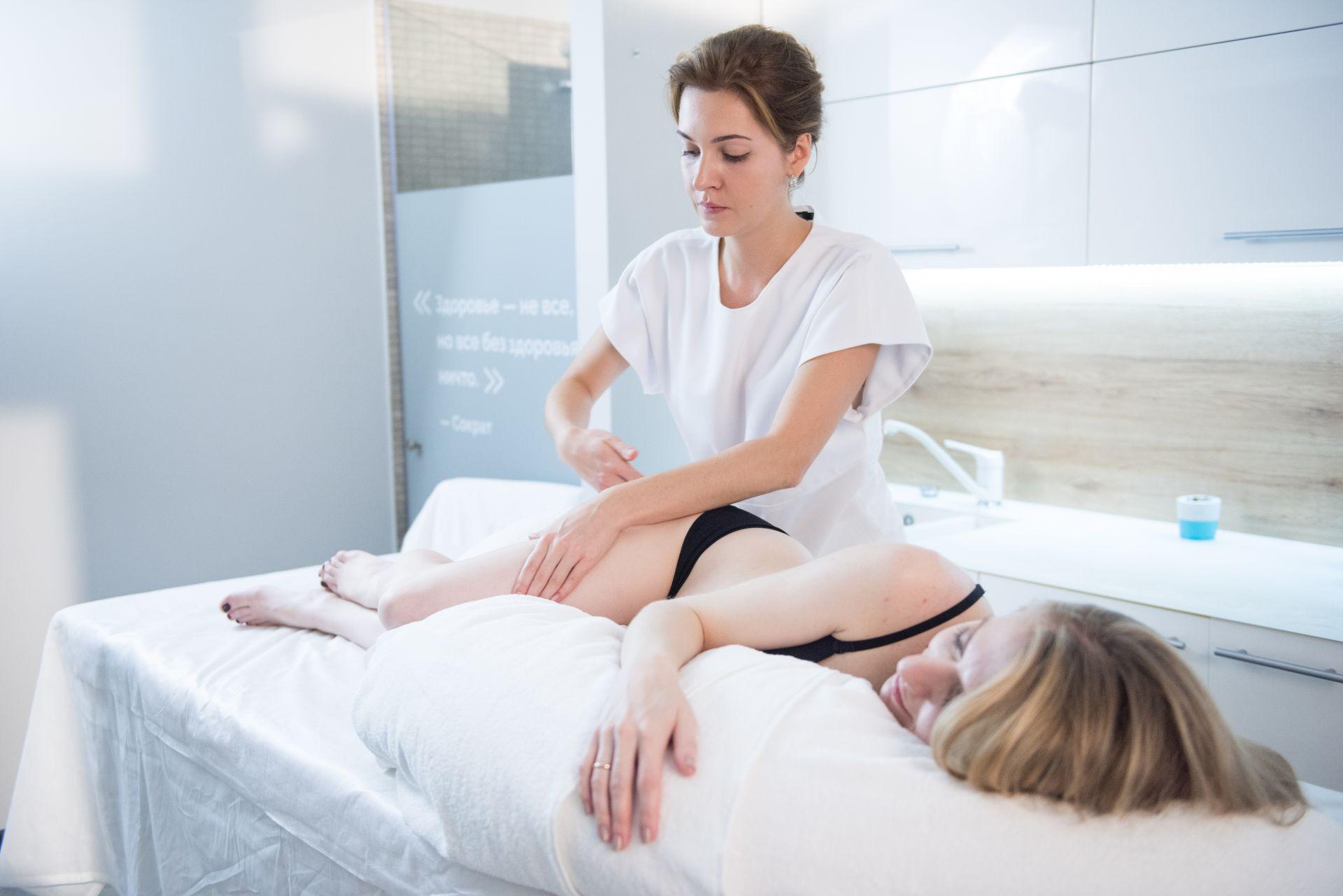Оздоровительный массаж для беременных