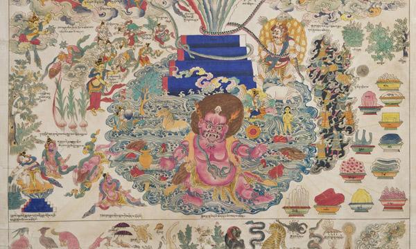 Тибетская медицина и фитотерапия