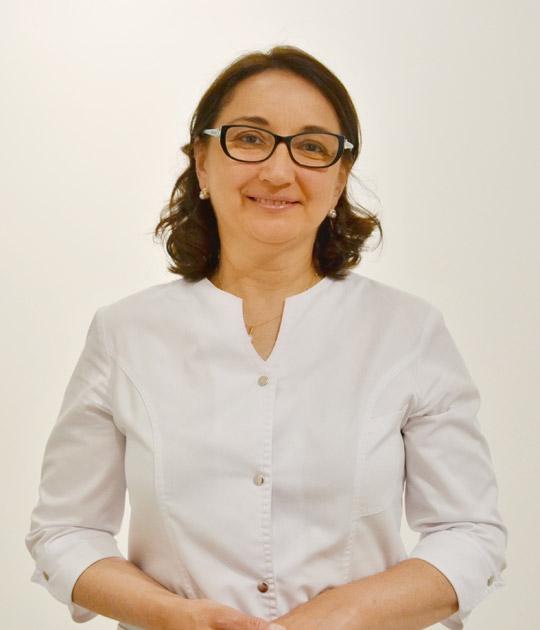 Лариса Кашкарова