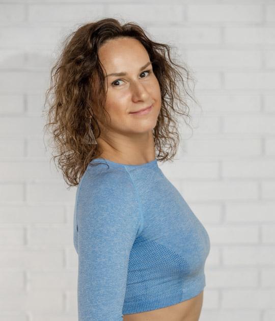 Аксинья Гаврилова